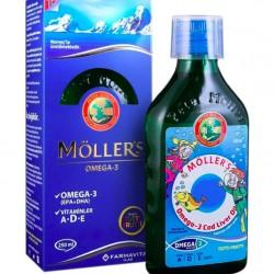 Möller's Omega 3 Tutti Frutti Aromalı 250ml