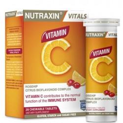 Nutraxin Vitals Vitamin C 28 Tablet