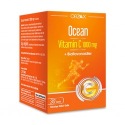 Orzax Ocean Vitamin C 1000mg