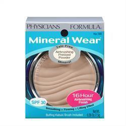 Physicians Formula Mineral Wear Airbrushing Sıkıştırılmış Pudra SPF 30