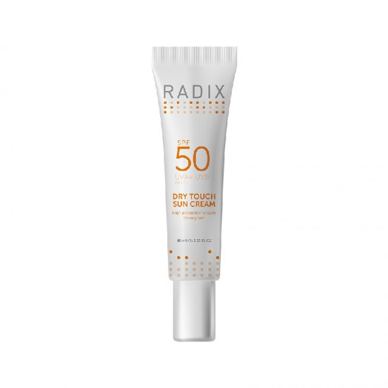 Radix SPF 50+ Dry Touch Sun Cream 40ml